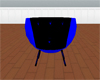 Electric Blue Chair