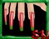 [sn] christmas nails vr2