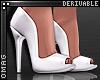 0 | Peep Toe Heels