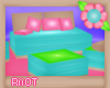 Floree~Sofa Set