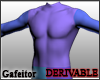 Real muscled body HD