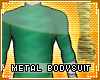 !T Metal Lee bodysuit