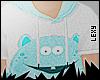 KID : monster hoody