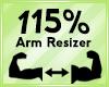 Arm Scaler 115%