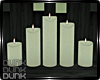 lDl Chill Wall Candles