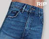 R. Daily jeans