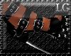 (LG)Black Spyker heels
