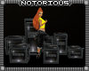 Notorious Pose Cubes