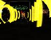 yellow strob dub light