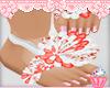 ! Sweetie Flower Feet