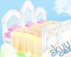 ❤ Kids Floral Bed