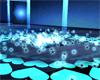 Club Floor Blue Hearts