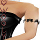 armband frank blk (L)