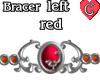 Bracer1 Red LEFT