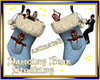 Dancing Bear Stocking
