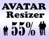 Avatar Scaler 55% / M