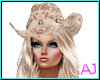 (A) Cow Girl Hat Beige