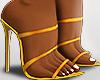 ṩKae Heels Yellow