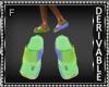 Sandal Flip Flops Mesh F