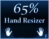 BW*Hand Resizer 65%