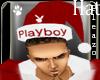 Playboy Santa Hat