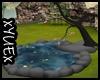 *Y* romantic - koi pond