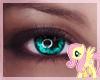 Fluttershy Equestra Eyes