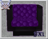 Box Chair blk purp