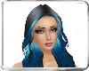 -XS- Hila blueblack