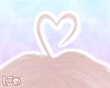 N' Cream Heart Ahoge