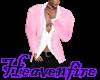 ^HF^ Pink Dress Jacket