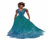 LS Blue Gown