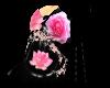 Oriental Flower Kimono^