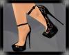 [RMQ]Lusso Black Shoes