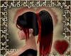 Black & Red hair