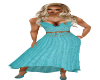 Teal Sumer Outfit