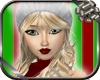 Christmas Winter Blonde
