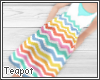Kids Chevron Summer Drss