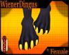 WD: Aluma feet I f