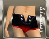 L23 Blk Sporty Shorts