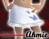Butterfly Skirt - White