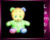*L* Derivable Teddy Bear