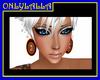 Topaze Oval Earrings