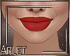 Della Smile Red Lips