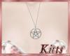 My Pentagram Necklace