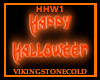 Happy Halloween Particle