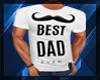 BEST DAD EVER TSHIRT