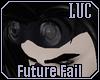[luc] FF Goggle Black M