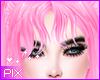 ! 💕 Pink Bangs