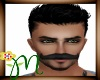 *M* Mustache black
